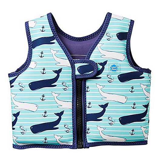 Splash Om Go Splash Swim Vest Review