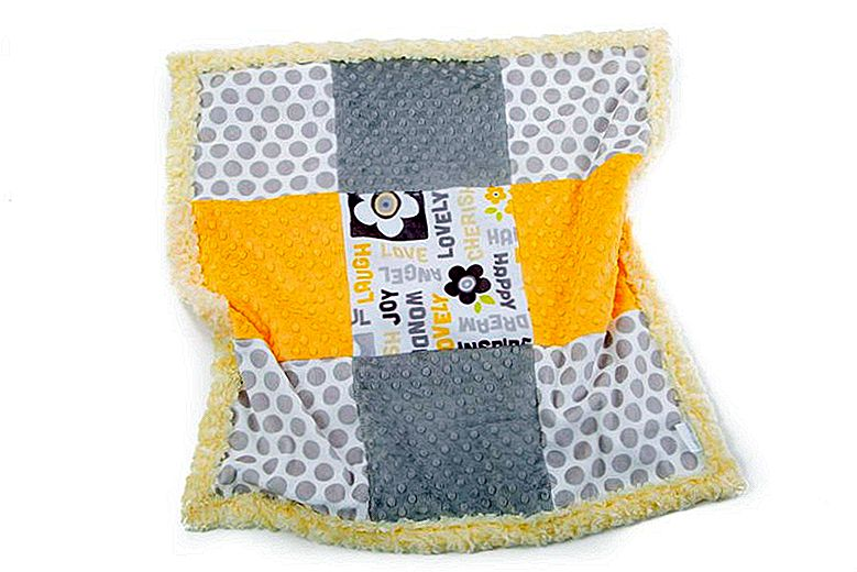 Cuddle Company Patchwork Cuddle Blanket Pregled