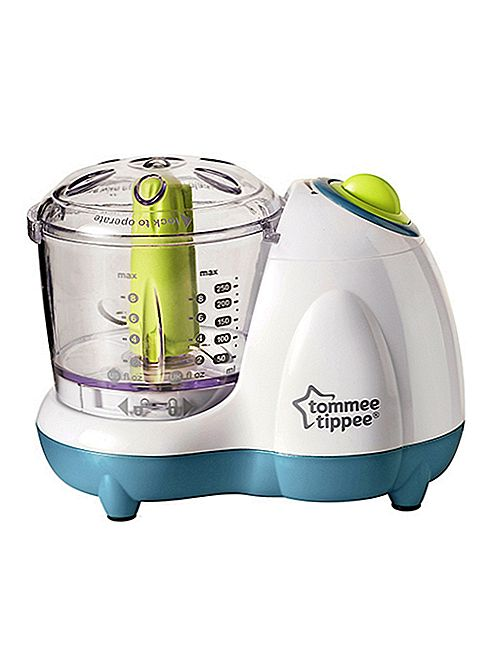 Tommee Tippee Explora Baby Food Blender Review