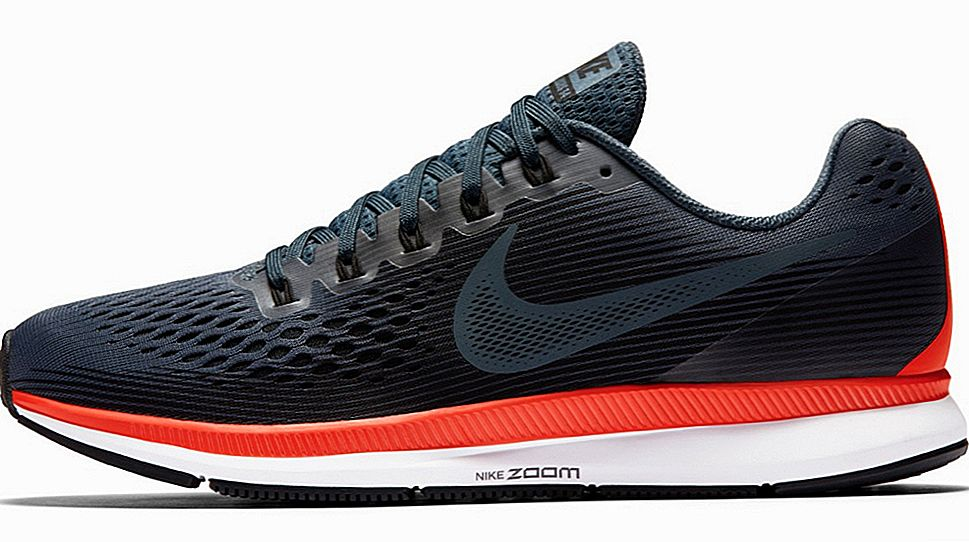 Nike Air Zoom Pegasus 34 Review Shoe Running