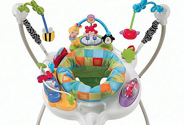 اكتشف 'n Grow ™ Jumperoo ™