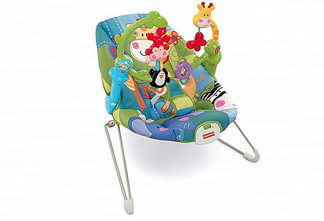 Temukan 'n Grow ™ Bouncer Activity Swing-Away