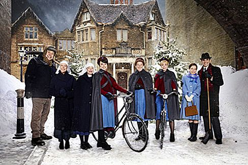 Alles wat u moet weten over de Call the Midwife Christmas Special!