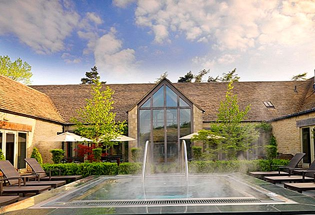 M & B 리뷰 : Calcot Manor, The Cotswolds
