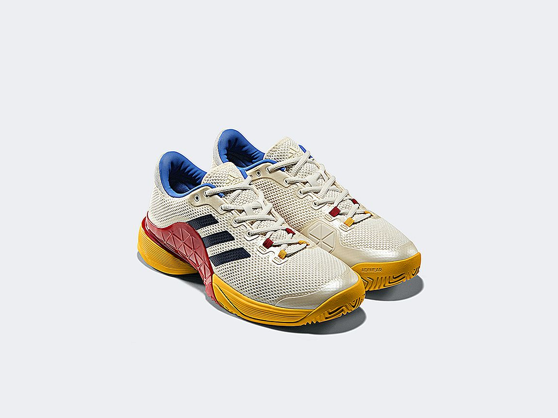 Kjærlighet Alle (Av Pharrell Williams Tennis Collection)