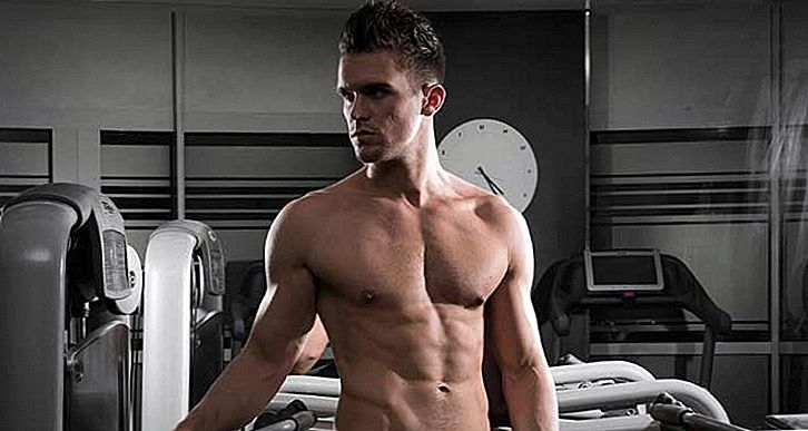 Gaz Beadle fra Geordie Shore Interview